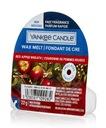 Pachnący świąteczny wosk Yankee Red Apple Wreath Marka Yankee Candle