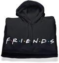 Friends Przyjaciele - Bluza damska z kapturem M Rodzaj wkładane przez głowę z kapturem