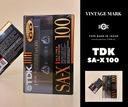 TDK SA-X 100 - NOS