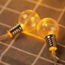 Girlandy Lampki Ogrodowe Solarne 10 Żarówki 2.5M Liczba punktów światła Do 10