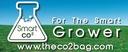 Mata torba co2 dwutlenek węgla growbox SMART BAG Producent SmartCo2