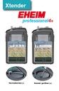 EHEIM Filtr zewnętrzny 4+ 2275 do akwarium 240-600 Minimalna wydajność 0 l/h