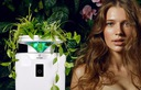GAP - Zielony oczyszczacz powietrza Lavender 3 Funkcje urządzenia zdalne sterowanie