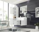 Meble łazienkowe MILANO, szafka, lustro, umywalka EAN 5902115979392