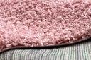 MIĘKKI DYWAN 80x150 JENDOLITY pudrowy róż #AF131 Kształt Prostokąt