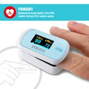Pulsoksymetr medyczny HoMedics PX-101 Oksymetr Marka Inna marka