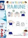 Японский лимонад Ramune Raspberry 200 мл