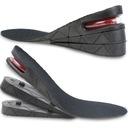 Повышающие стельки для обуви рост 7 СМ r35-42 доставка товаров из Польши и Allegro на русском