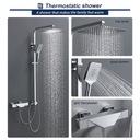 Prysznic Termostatyczny z Kranem Wannowym Marka inna
