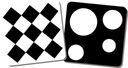 KAPITAN NAUKA KARTY A KU KU! Kontrastowe Wzory Marka Kapitan Nauka
