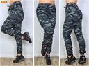 MORO Camo spodnie CARGO bojówki DRESOWE rozmiary Płeć Produkt damski