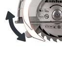 Pilarka tarczowa elektryczna Einhell TC-CS 1400 Kod producenta 4330937