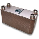 Wymiennik ciepła 50-płytowy NORDIC 1' DN25 do 55kW