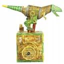 Model do składania Dinozaur maszyna z papieru EAN 0710874609857