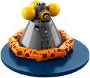 LEGO IDEAS Rakieta NASA Apollo Saturn V 92176 Liczba elementów 1969 szt.