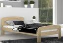 Łóżko DALLAS 90x200 + Stelaż + Materac Rodzaj łóżka Pojedyncze