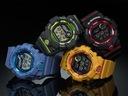 Zegarek Casio G-SHOCK GBD-800-8ER bluetooth smart Typ naręczny
