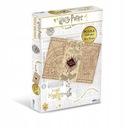 Puzzle Harry Potter 1000 sztuk Mapa Huncwotów Kolekcja HARRY POTTER