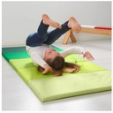 Składana mata gimnastyczna 78x185cm PLUFSIG IKEA Kod producenta 102.628.31