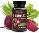 Skoczylas| B-Complex| witaminy B| 60 kaps EAN 5903631208225