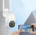 Zewnętrzna Obrotowa Kamera IP WIFI FULL HD 2 Mpix Obudowa inna