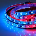WS2812B Smart LED RGB 5m 60 led/m 5V pasek cyfrowy Napięcie (V) INNE