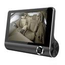 Wideorejestrator Kamera cofania kamera wnętrza 3w1 Jakość zapisu Full HD (1920 x 1080)