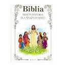 BIBLIA NA KOMUNIĘ CHRZEST GRAWER ŚWIĘTA HISTORIA Tytuł Biblia Święta historia dla naszych dzieci