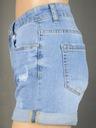 Hot pants damskie szorty spodenki jeans denim L Marka inna