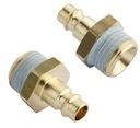 Wtyk szybkozłączki gwint zewnętrzny 1/2 RECTUS Kod producenta 05-00-67