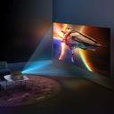 PROJEKTOR RZUTNIK LCD FULL HD 2500LM GŁOŚNIK 140'' Żywotność lampy w trybie normalnym 35000 h