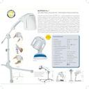 Lampa BIOPTRON Pro 1 na statywie stołowym Zepter EAN 7612675001270