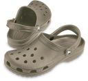 buty Crocs Classic - Khaki Wzór dominujący bez wzoru