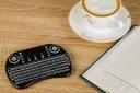 Klawiatura mini BLOW bezprzewodowa smart TV LED Interfejs USB (Radio 2.4 GHz)