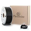 ABS+ Filament Plexiwire 1,75 mm Czarny 1kg/400m EAN 0731716460382