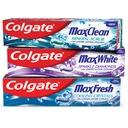COLGATE ŚWIEŻOŚĆ NA MAXA 3x pasta do zębów ZESTAW
