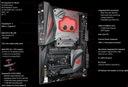Płyta Główna ASUS Maximus Extreme Gaming 1151 Z270 Liczba slotów pamięci RAM 4