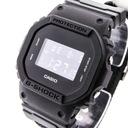 Zegarek męski CASIO DW-5600BBN-1ER CHRONO G-SHOCK Kolor czarny