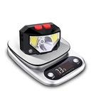 Latarka czołowa LED akumulatorowa włączanie ruchem Źródło światła LED