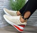 Buty Damskie Adidasy Sneakersy Wygodne Molly BC 39 Kolor brązowy, beżowy