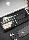 Skórzany portfel męski STEVENS skóra naturalna Marka Stevens