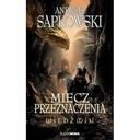 Wiedźmin Tom 2 Miecz przeznaczenia A. Sapkowski
