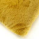 Poduszka dekoracyjna rabbit miękka 40x40 cm żółta Marka MD