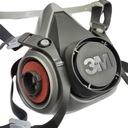 Maska lakiernicza 3M półmaska 6200 KOMPLET ZESTAW Kod producenta 3M6200 / 3M6300