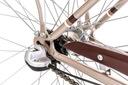 19 Rower ARKUS FRIENDLY ROSE NEXUS (28) kremowy Kolor brązowy