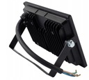 Прожектор LED SLIM 50W галоген лампа 3barwy
