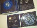 XTD - ESCAPE - Full Album - jewel box clear case EAN 1242345345258