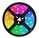 KOLOROWA WODOODPORNA TAŚMA LED SMD RGB 5M + PILOT Rodzaj taśmy LED