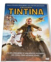 DVD - PRZYGODY TINTINA (2011)- nowa folia, dubbing