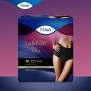 Bielizna chłonna TENA Lady Pants Plus Noir M 9szt. Waga produktu z opakowaniem jednostkowym 1 kg